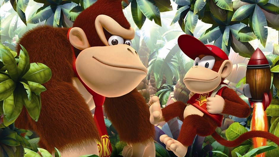 Donkey Kong Country Returns 3D - Anteprima