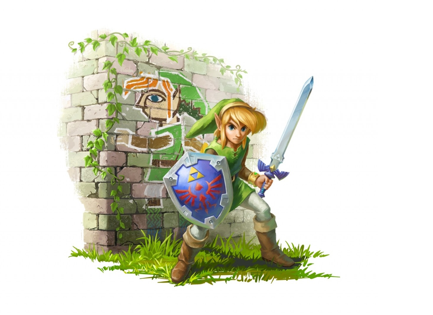 The Legend of Zelda: A Link to the Past 2 - Anteprima