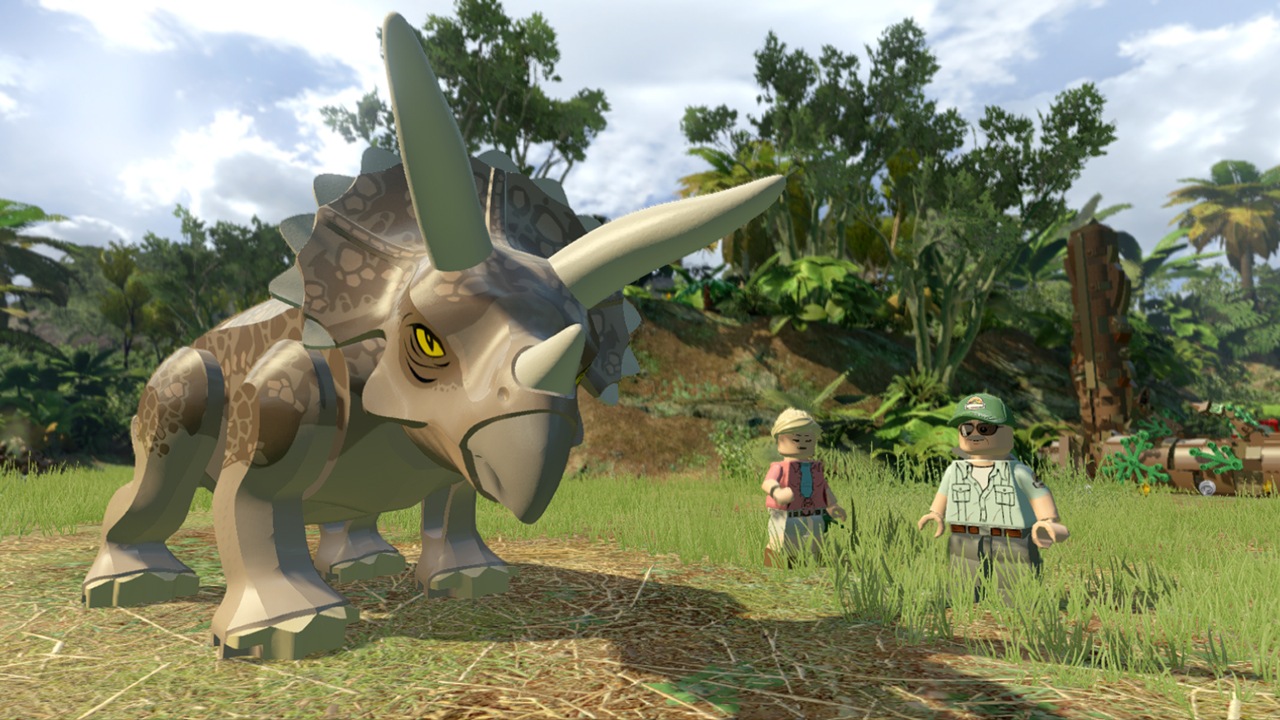 LEGO Jurassic World - Provato