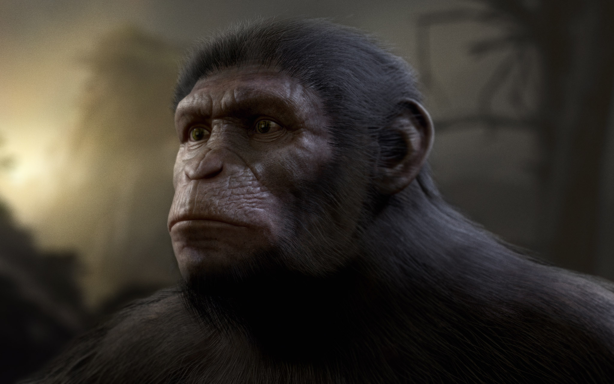 Planet of the Apes: Last Frontier in esclusiva per PS4