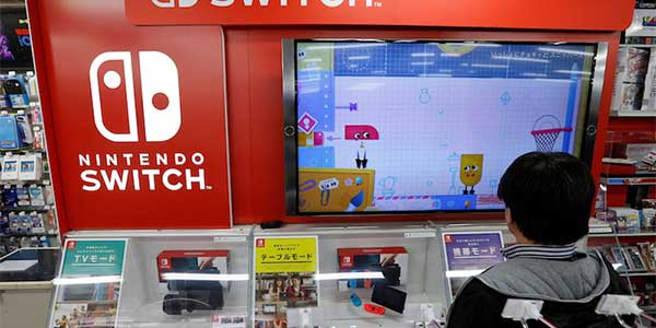 In USA al momento Switch ha superato Wii