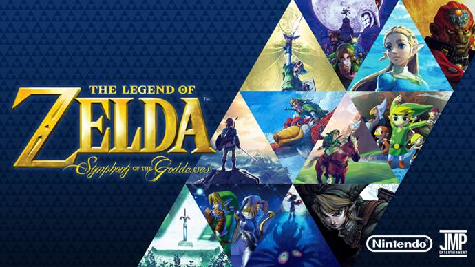 The Legend of Zelda: Symphony of the Goddesses sbarca a Firenze il 26 novembre