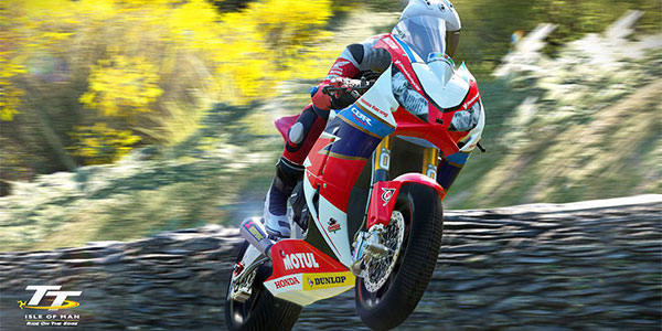 Prime immagini per TT Isle of Man: Ride on the Edge