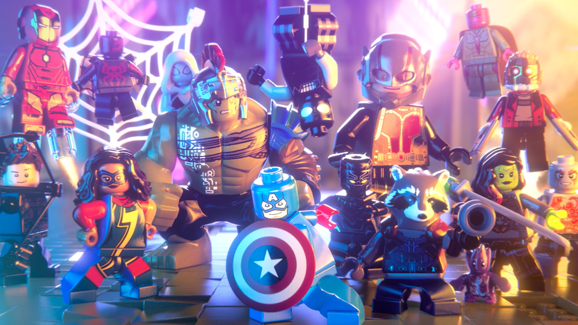 GC2017: Nuovo trailer per LEGO Marvel Super Heroes 2