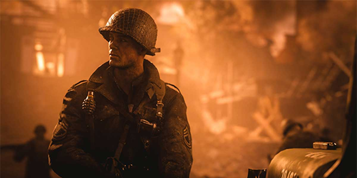 Tutto su Call of Duty WWII