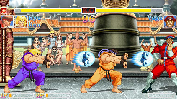 Ultra Street Fighter 2 un successo