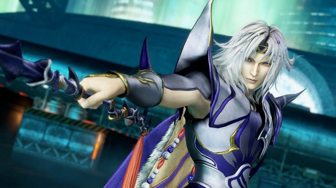 Dissidia Final Fantasy NT: Video nuovo Stage