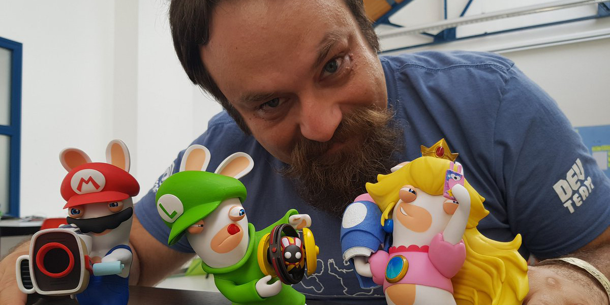 Mario + Rabbids Kingdom Battle: Intervista a Davide Soliani