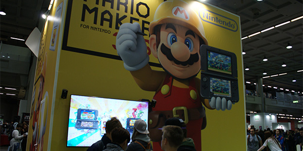 Nintendo @ Milan Games Week 2016 - Video riepilogativo