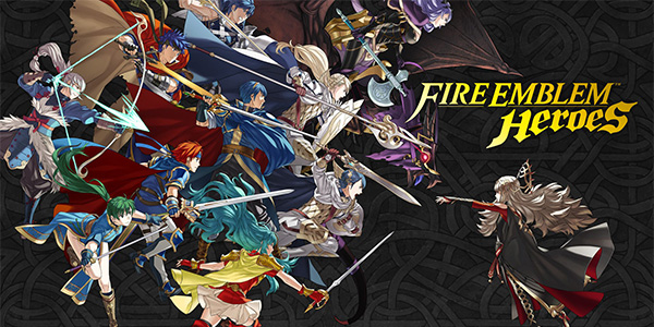 Fire Emblem Heroes disponibile