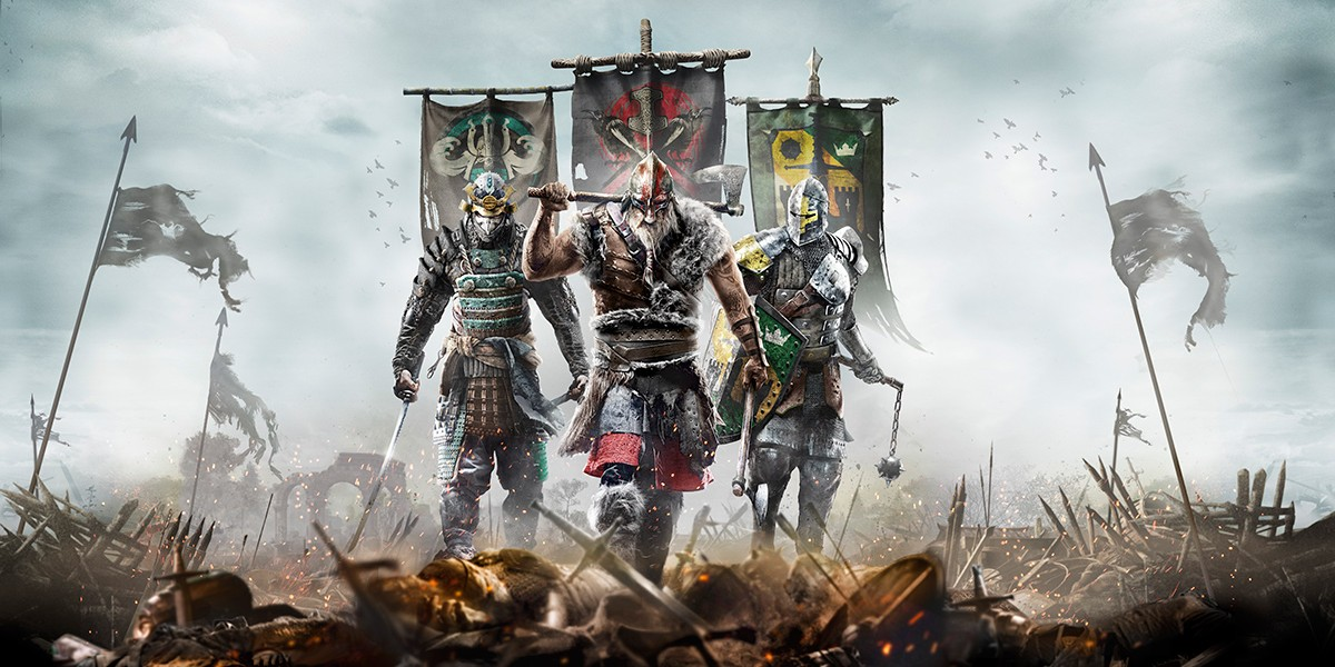 Weekend in compagnia di For Honor