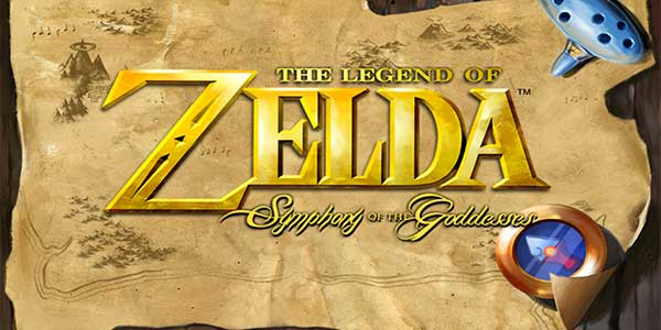 The Legend of Zelda: Symphony of the Goddesses in Italia il 26 novembre