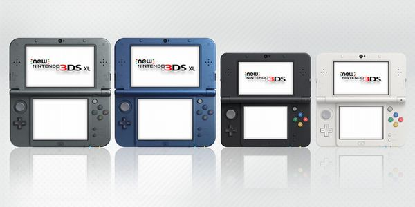 Amazon Italia sconta il New Nintendo 3DS