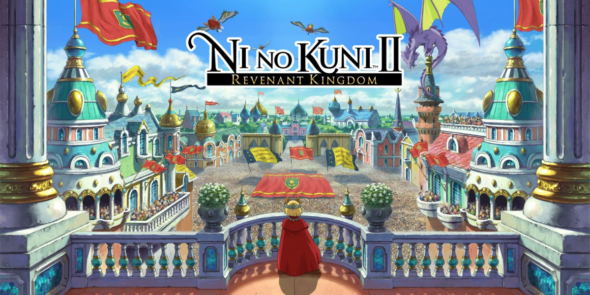 Due boss fight in video per Ni No Kuni II
