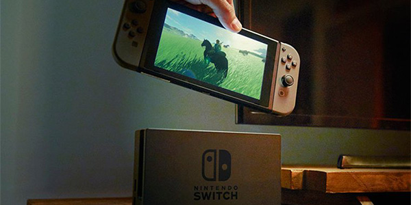 Data di lancio di Nintendo Switch?