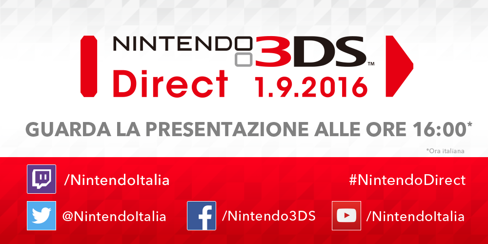 Nuovo Nintendo 3DS Direct
