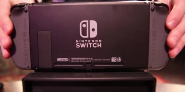 Switch: Ottime vendite in UK