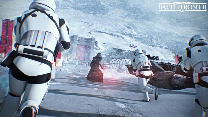 Video per Star Wars Battlefront II