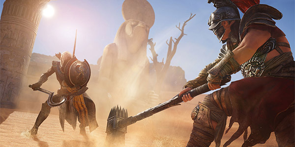 30 minuti con Assassin's Creed Origins