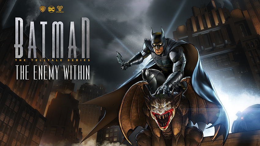 Annunciato Batman: The Enemy Within