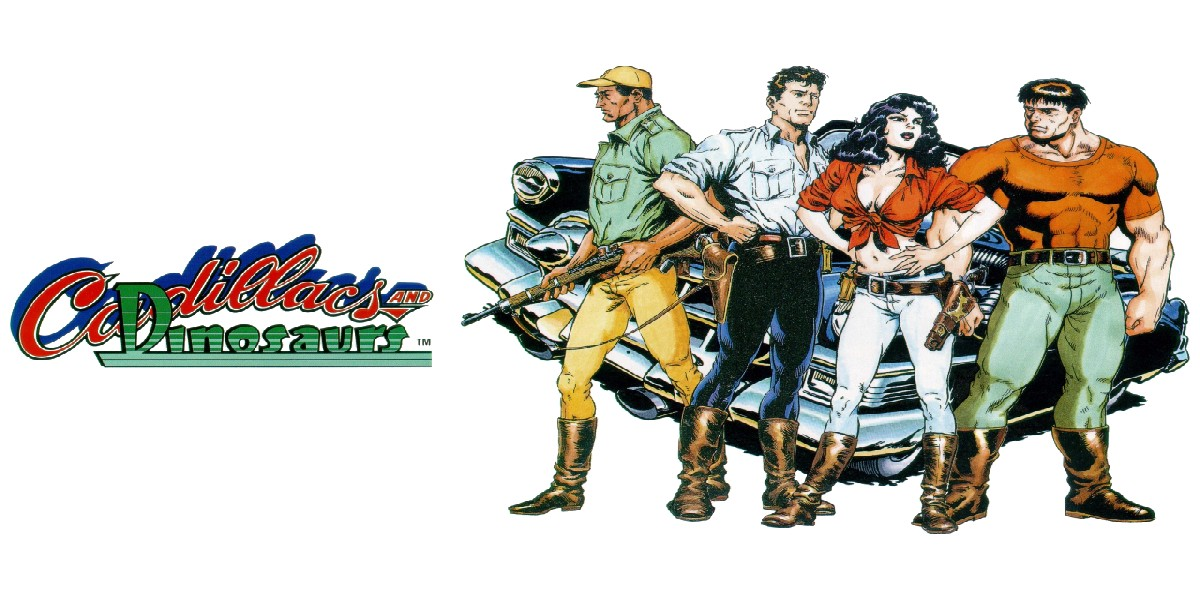 Retro Weekend: Cadillacs and Dinosaurs