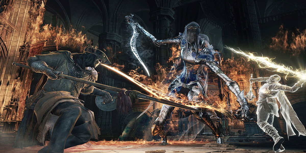 Dark Souls III Stress Test