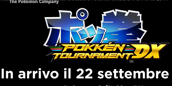 Pokkén Tournament DX ufficializzato per Switch