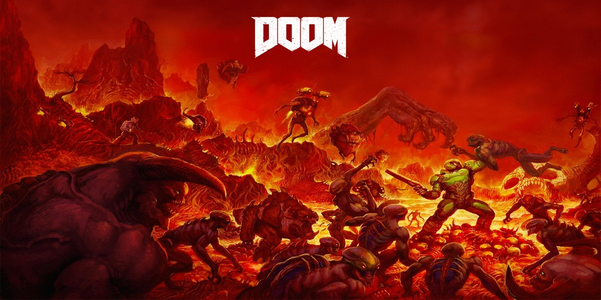 DOOM - Beta Multiplayer