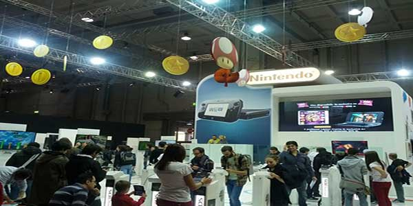 Nintendo ridimensionata alla Games Week di Milano