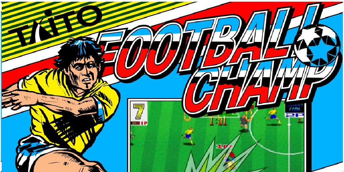 Retro Weekend: Football Champ