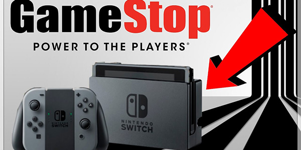 GameStop: Richiesta altissima per Switch