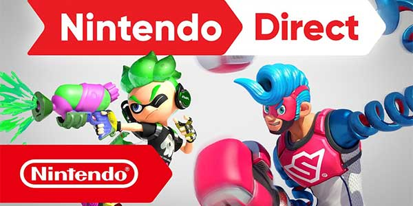 Tutto sul Direct di Nintendo