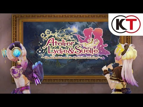 Atelier Lydie & Suelle: The Alchemists and the Mysterious Paintings nel 2018