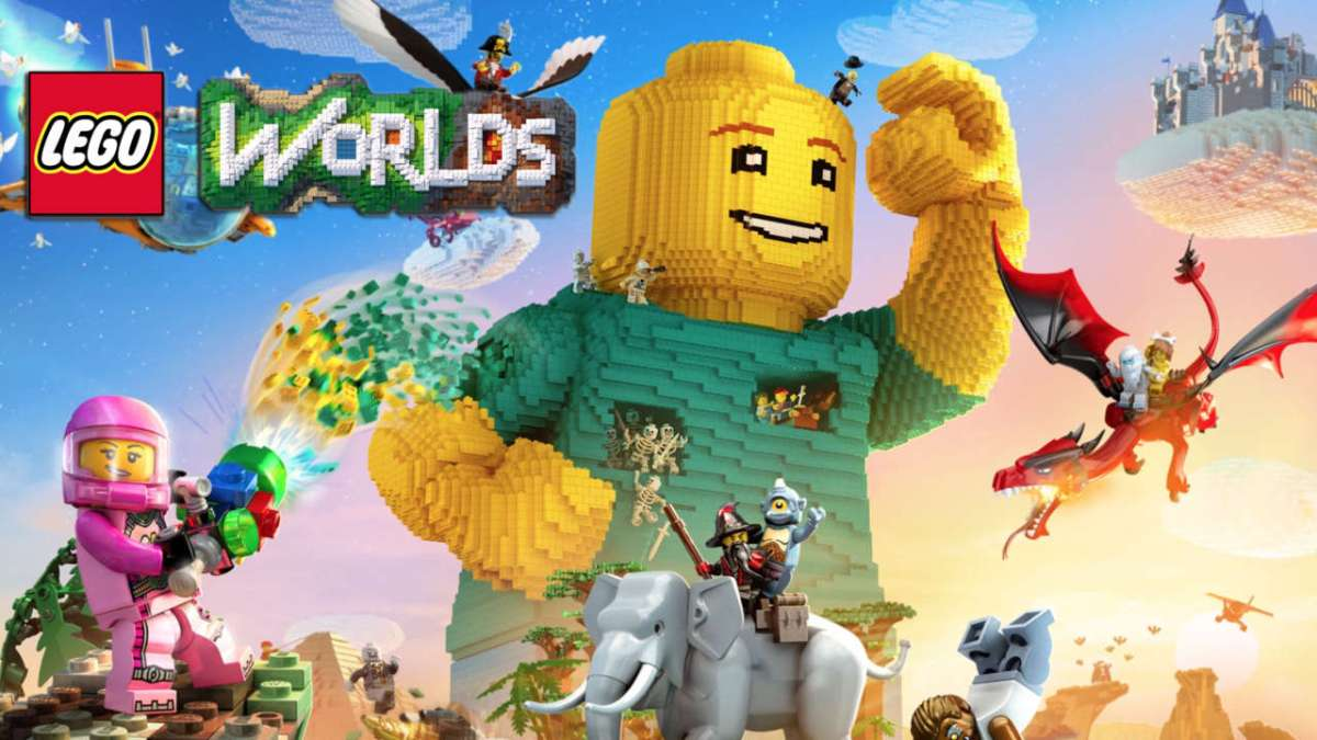 LEGO Worlds: Trailer per Switch