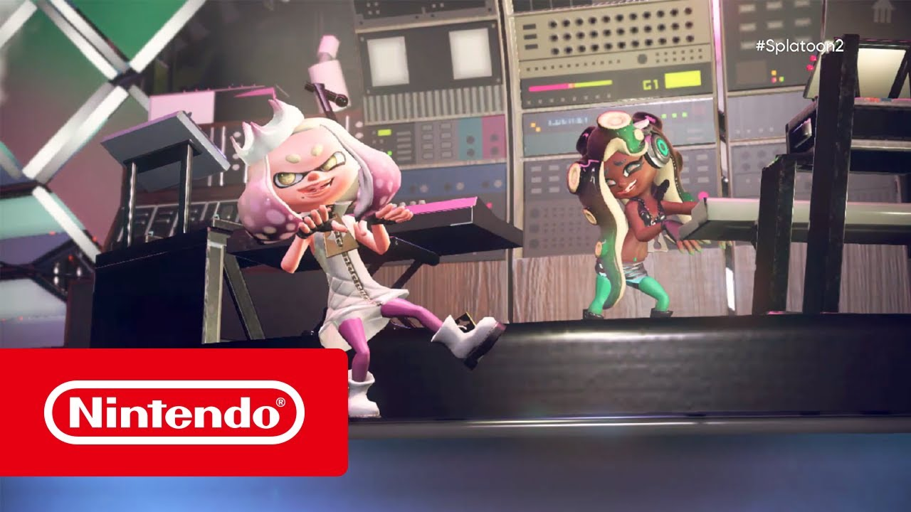 Tutto su Splatoon 2