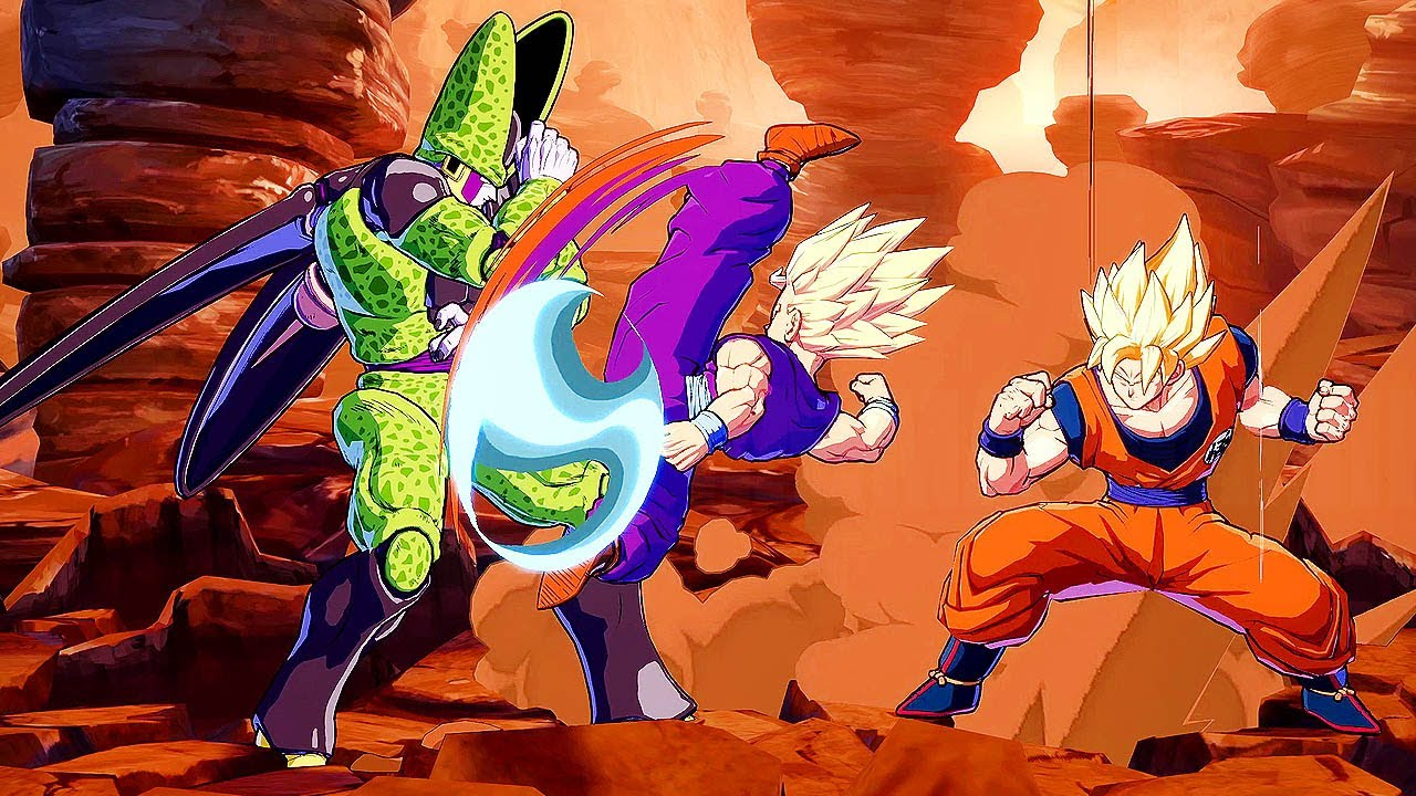 50 minuti con Dragon Ball FighterZ