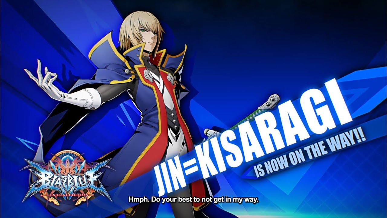 Trailer inedito per BlazBlue Cross Tag Battle