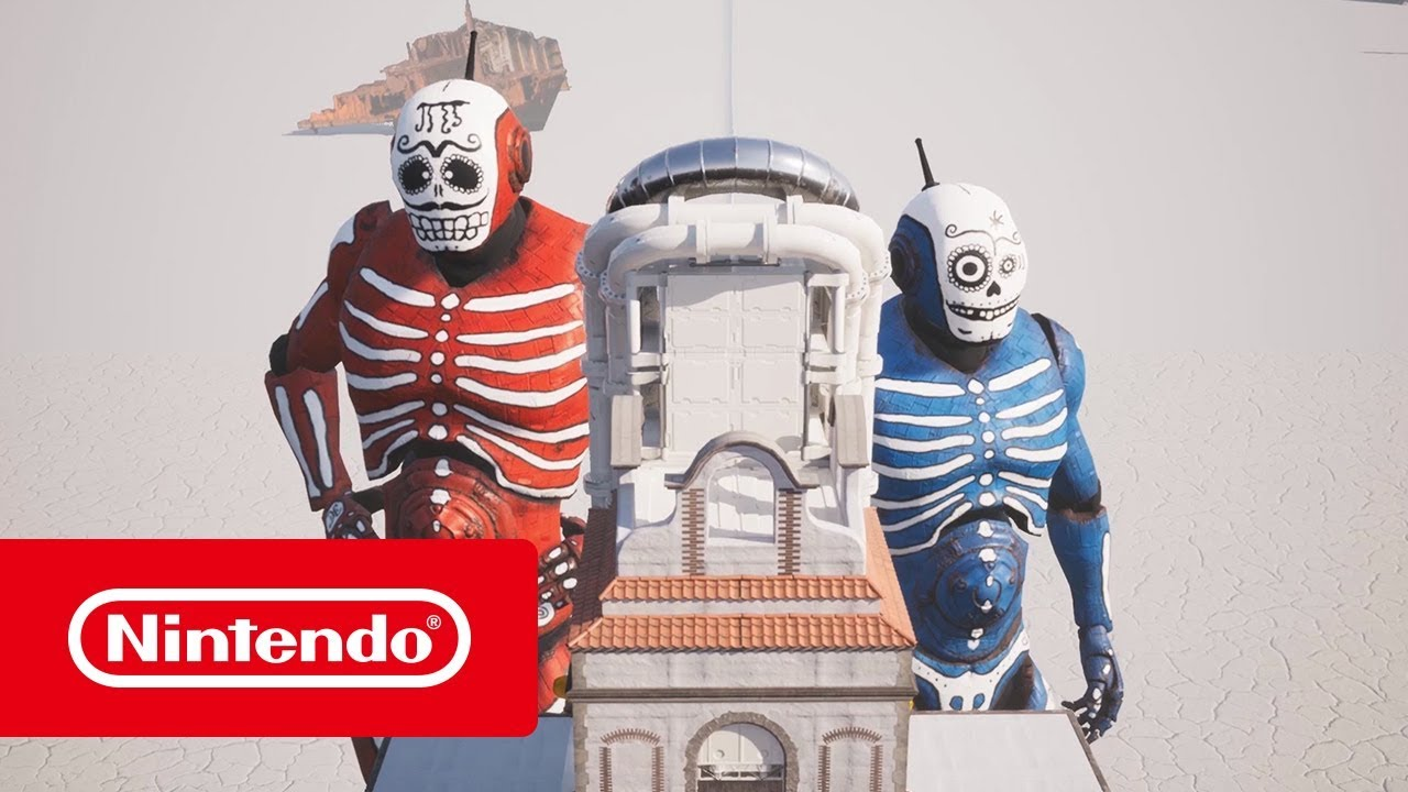 Morphies Law - Trailer del Nintendo Direct