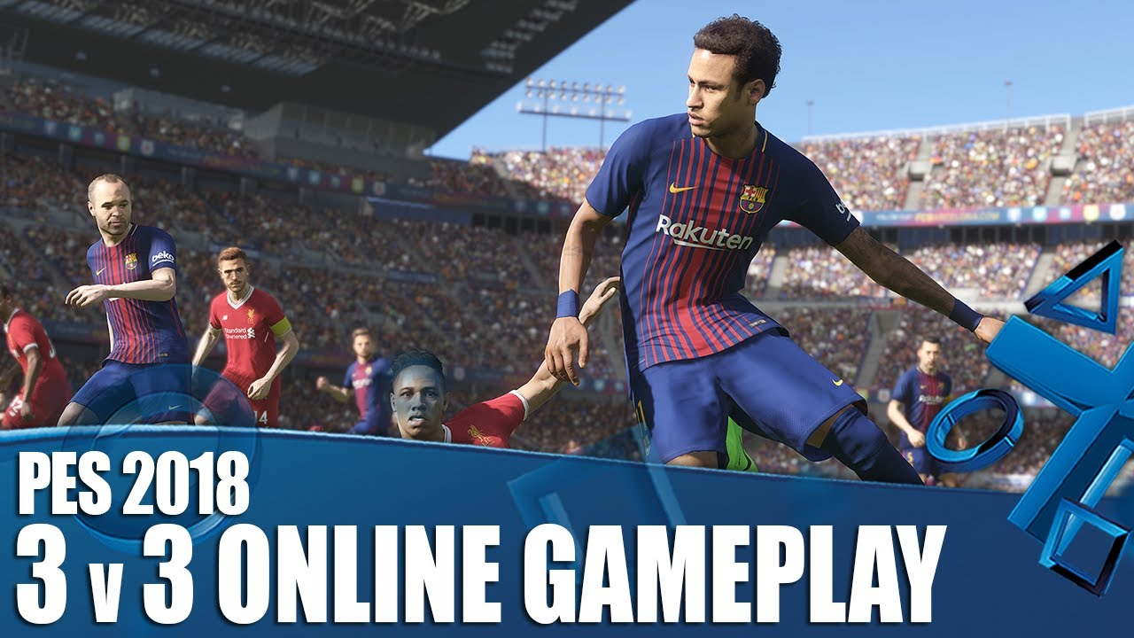 PES 2018: Nuovo video gameplay