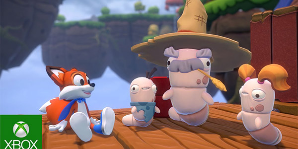 Super Lucky's Tale in video