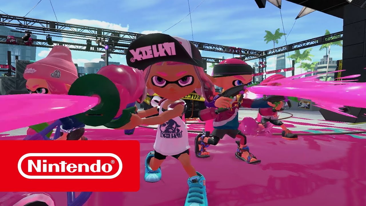 Splatoon 2 - Trailer di lancio