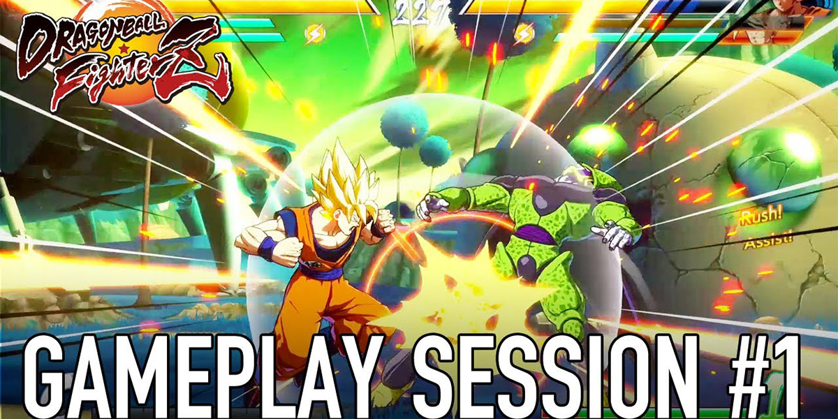 Ecco il gameplay di Dragon Ball FighterZ