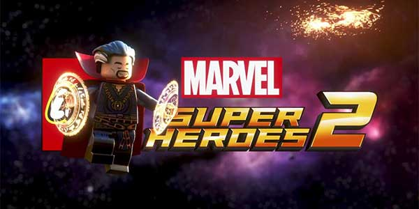 LEGO Marvel Super Heroes 2 - Trailer ufficiale