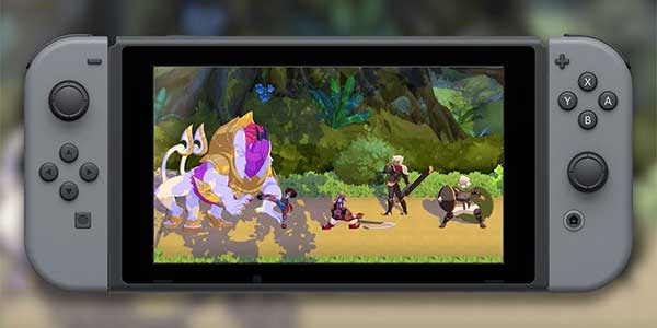 Indivisible si mostra su Switch