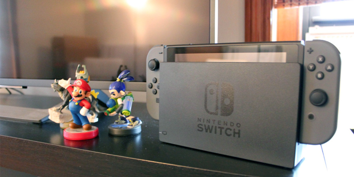 Finalmente Nintendo Switch