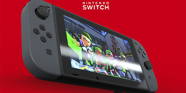 Parte il Nintendo Switch Tour in Italia