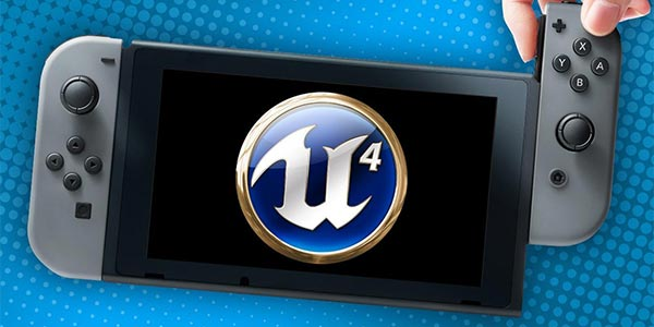 Su Switch in arrivo 20 titolo basati su Unreal Engine 4