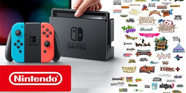 Presentazione Nindies per Nintendo Switch