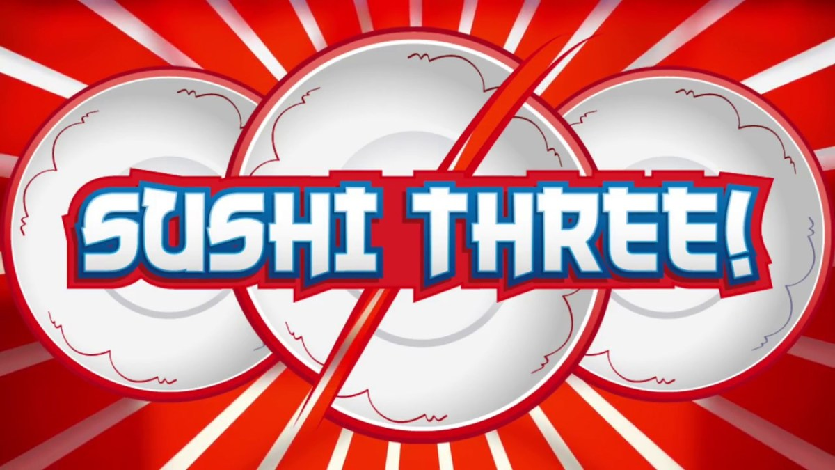 Disponibile per mobile Sushi Three!