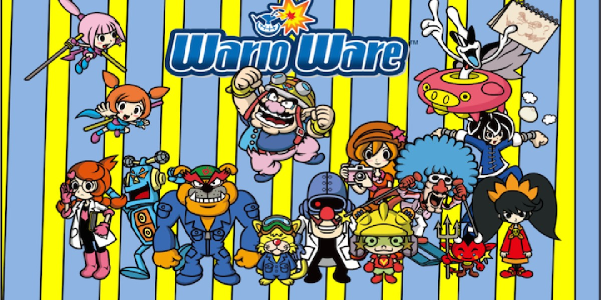 Retro Weekend: Wario War Inc. - Mega Microgames